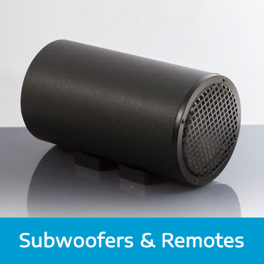 Subwoofers & Remotes
